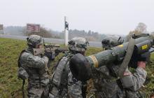 ПТРК Javelin на учениях при участии Зеленского не сработал: военные сообщили, что произошло с ракетой