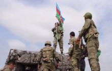 """Армяне подняли """"белый флаг"""" в Агдамском районе - азербайджанцы им не мешают и не гонят: видео"""