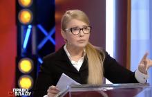 """Тимошенко """"разнесла"""" закон о рынке земли: """"Из-за него в Украине исчезнут села"""""""