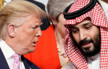 """Трамп поставил условия Саудовской Аравии из-за """"нефтяной войны"""", источник"""