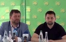 """""""Слуги народа"""" Арахамия и Корниенко """"неформально"""" обсудили коллегу, не подозревая, что их снимают"""