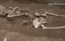 Необычное захоронение: в Черкасской области археологи обнаружили скелет жрицы в странной позе – кадры