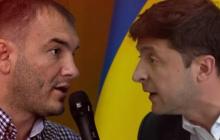 """Оскорбленный Зеленским бориспольский чиновник опозорился и """"сбежал"""" из прямого эфира - видео"""