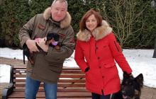 """Подопытную собаку решили добить жизнью в доме Рогозина. После эксперимента с утоплением российский чиновник """"сжалился"""" и решил взять таксу себе домой"""