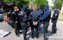Нападение на обменник в Одессе закончилось для преступников трагедией: фото