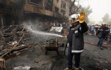 Теракт в Багдаде: атака на многолюдной улице унесла жизни по меньшей мере 8 человек