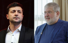 Зеленский уверен, что протестами против рынка земли занимается Коломойский, – СМИ