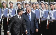 Изучение иврита в школах Украины и визы в Израиль: о чем еще смогли договориться Зеленский с Нетаньяху