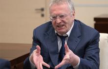 Жириновский вновь пригрозил Украине потерями территорий