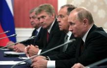 Россия готовит обмен послами с Украиной: у Путина пояснили слова Лаврова