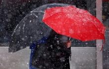 """Прогноз погоды на ближайшие дни: циклон Igor несет """"погодные неприятности"""""""