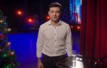Зеленский и Порошенко обратятся к народу Украины в новогоднюю ночь - уже известно, где смотреть