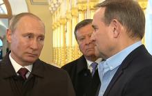 """Отчитаться и получить новые инструкции: Медведчук тайно улетел в Сочи на встречу с """"хозяином"""" Путиным"""