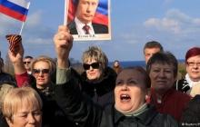 """""""Украинцев здесь много"""", - как ярую любительницу Путина в Крыму """"отрезвил"""" обычный гражданин Украины"""
