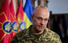 """""""В нашей армии сокращается 17 генеральских должностей"""", - Хомчак"""