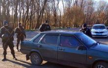 В Золотое прибыли более 100 бойцов ООС из полиции и Нацгвардии: что происходит