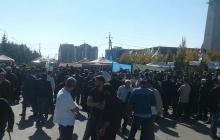 Настоящая революция в Ингушетии: Магас забит автомобилями граждан, которые борются за родную землю, - кадры