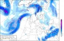 Прогноз погоды в Украине на День влюбленных: атмосферный фронт принесет оттепель и морозы в разные регионы - карта