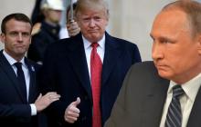 Россия может вернуться в G8 при поддержке Трампа и Макрона - СМИ раскрыли детали