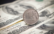 """Рубль падает с рекордной скоростью – эксперты готовятся к """"обнулению"""""""