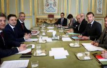 СМИ раскрыли имя человека, который устроил встречу Зеленского с Макроном в Париже