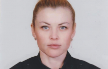 Под Лубнами из-за понятых погибла 34-летняя сержант полиции Мария Фетч: кадры