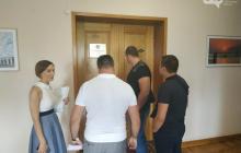 ГБР проводит обыск в Одесском облсовете – кадры
