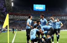 Португалия проиграла Уругваю и вылетела с турнира: видео потрясающих голов драматичного матча