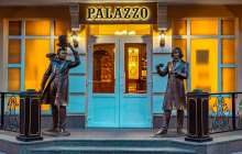 В Полтаве ярко потроллили россиян памятниками Пушкину и Гоголю – фото