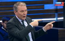 Россия требует отдать ей Харьков и Одессу - на росТВ громкий скандал из-за Украины