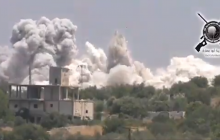 Взорван штаб в Сирии с российскими и асадовскими офицерами, счет может идти на десятки погибших - видео