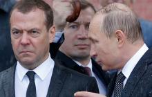 """Медведев """"поставил на место"""" Путина и Орешкина: обещания войти в пятерку сильнейших экономик вызывают смех"""