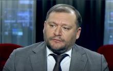 Ненавидящий все украинское Добкин оскорбил президента Украины