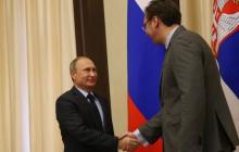Путин пообещал Сербии $1,4 млрд, в то время, как в РФ рушатся дома и мосты - россияне злы и требуют ответа