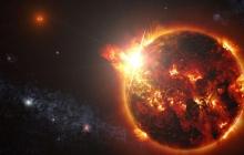 На поверхности Солнца открылась дыра: ученые предупреждают о солнечной буре, которая выбьет из строя спутники