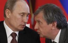 """СМИ: Сечин, """"обманув"""" Путина, сорвал сделку России с ОПЕК+ и обвалил цены на нефть"""