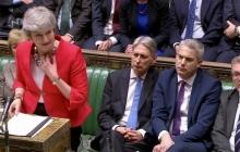 """Мэй сделала неожиданное заявление о судьбе """"Брексита"""""""