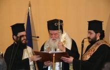 ПЦУ официально признали в Греции: предстоятель Элладской православной церкви упомянул Украину в диптихе