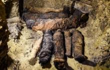 Уникальная гробница с ранее неизведанным рисунком: в Египте археологи открыли саркофаг в прямом эфире – видео