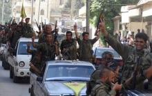 Военный конфликт в Сирии. Хроника событий 29.03.2016