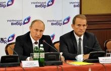 Выбрал своего персонажа: журналист объяснил, почему Путин делает ставку на Медведчука