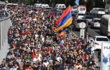 """""""Отвергаем Тарона"""": столицу Армении накрыла волна новых митингов, смелые требования протестующих - СМИ"""