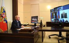 """Путин после беседы с Лукашенко созвал Совбез и озвучил свой """"внешнеполитический приоритет"""""""