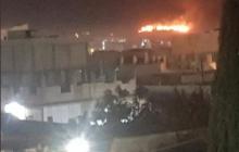 СМИ: Турция атаковала базу спецназа США в Сирии из артиллерии – кадры