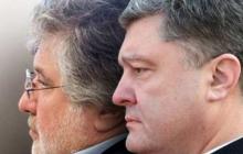 """Зверобой нашла """"след"""" Зеленского в """"бое"""" Коломойского против Порошенко из-за Приватбанка"""