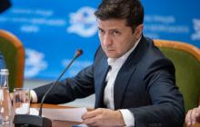 Зеленский сделал громкое заявление по поводу скандала с кортежем охраны и ДТП