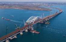 Смещение опор Керченского моста в Крым: Москву трясет от злости после публикации новых фото