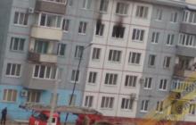 Очередной пожар в России: люди погибали, прыгая с балконов - кадры