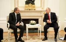 Встреча Пашиняна и Путина за закрытыми дверями: стало известно, о чем президент РФ умолял армянского гостя