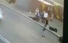 Смертельное ДТП с нацгвардейцами в Одессе: Сеть взорвало видео, на котором раненых бойцов избивали на глазах у людей